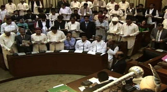 Sindh Assembly Approved Resolution against Load-shedding