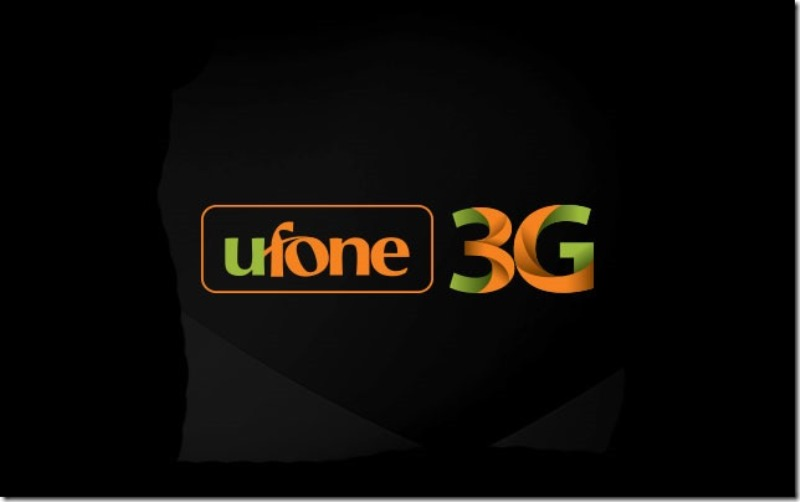 Ufone 3G internet Packages Details