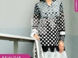 Gul Ahmed Chunri Print Collection 2014 for Summer