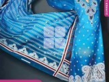 Gul Ahmed Spring Embroidered Lawn Collection 2014