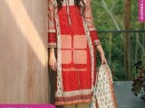 Gul Ahmed Persian Lawn Collection 2014 For Women