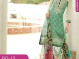 Gul Ahmed Fancy Summer Lawn Collection 2014