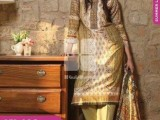Embroided And Printed Lawn Dresses Collection By Gul Ahmed