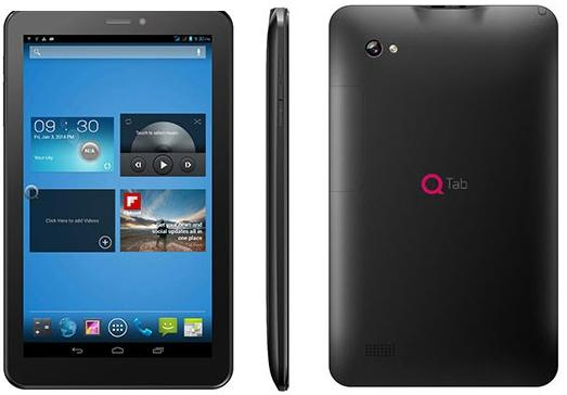 Qmobile Q100 Tablet full Specification and Price in Pakistan