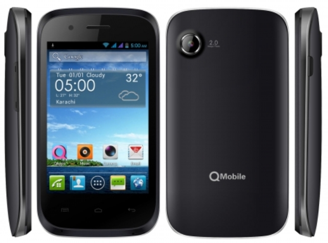 Qmobile Noir A34 Specification- Price in Pakistan