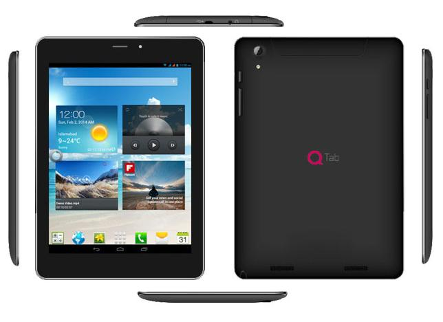 QMobile Tablet QTab Q800 full Specification And Price in Pakistan