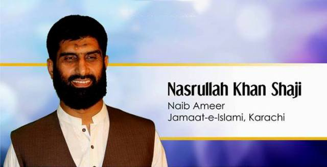 nasrullah shahji drowned into river
