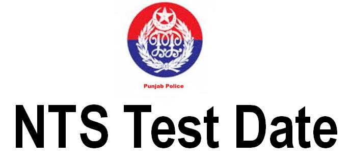 punjab Police constable/lady constable NTS Test date