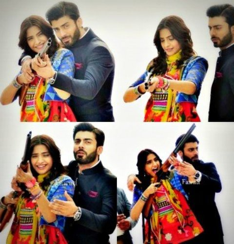 Pakistani Actor Fawad Khan Bollywood movie Khubsurat