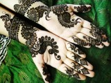 Bridal Mehndi Design 2014