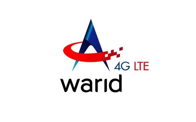 Warid 4G LTE launch in Pakistan in year 2014