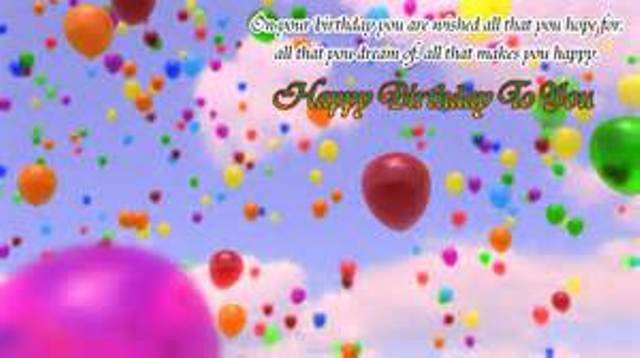 Birthday Wishes SMS Quotes
