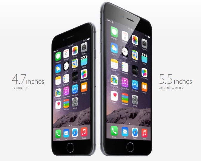Apple iPhone 6 Plus with Smart Watch