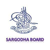 Sargodha board 9th,10th Class date sheet 2015