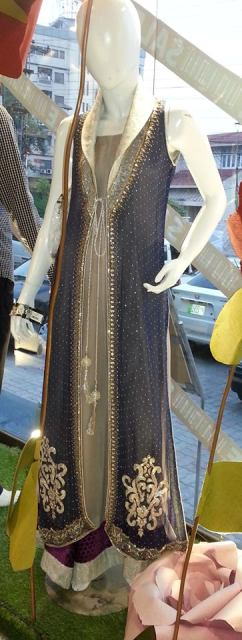 Firdous Fashion Party Wear Eid Collection 2014