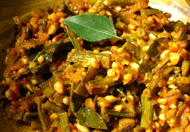 Gawar ki phalli (Cluster Beans) Vegetable  recipe in Urdu