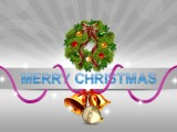 Merry Christmas sign boards