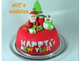 happy new year 2015 cookies christmas pics
