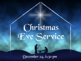 Merry Christmas EVE night services