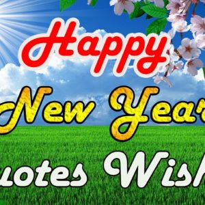 Happy New Year quote wishes Greetings Text messages