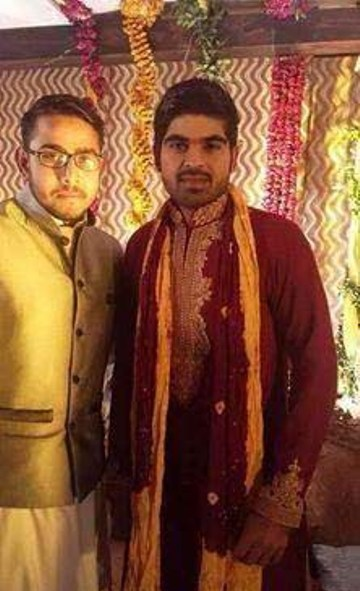 haris sohail pakistani cricketer marriage photos