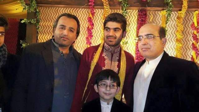 haris sohail wedding pictures