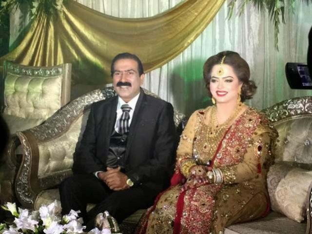 Madiha shah Wedding Ceremony Hasband Javed Iqbal