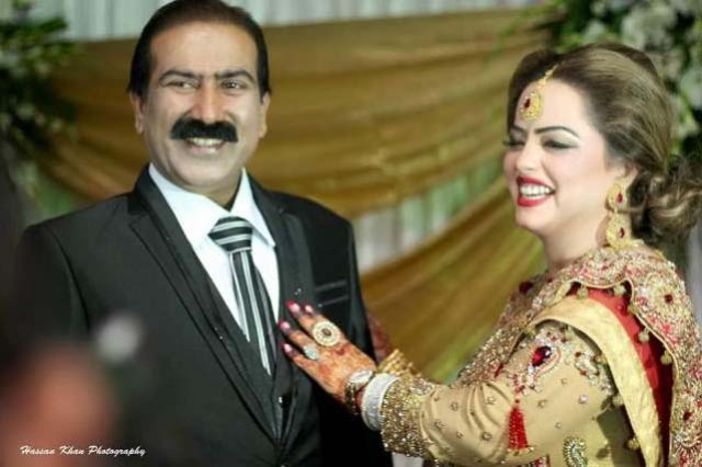 Javed Iqbal & Madiha Shah Wedding Pics