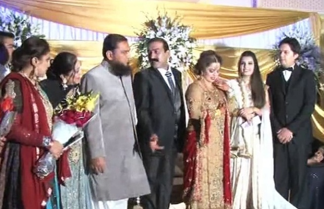 Film Star Madiha Shah Marries a Canadian Businessman