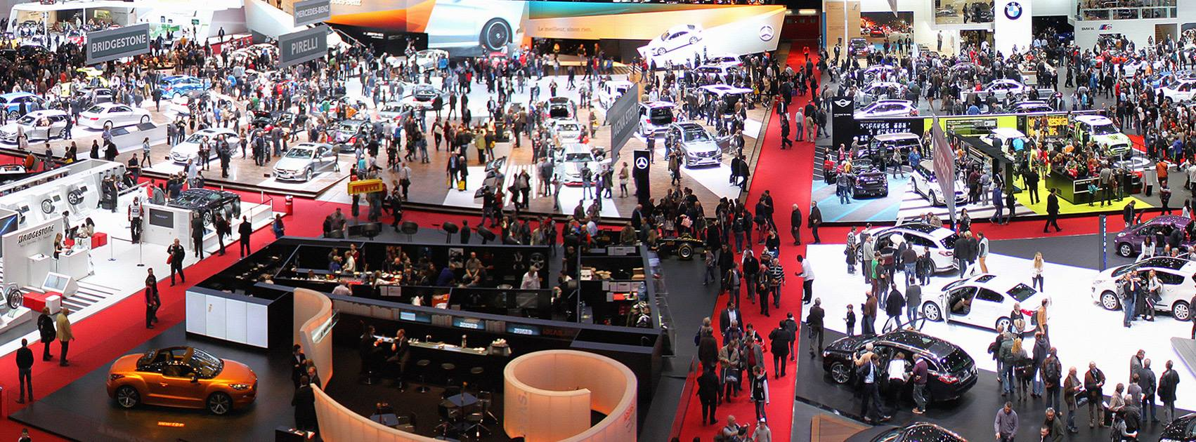 Geneva Motor Show 2015 Preview Presss Conference News