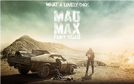 Hollywood movie MAD MAX Trailer