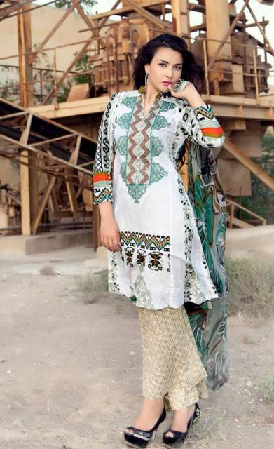 Ayesha Chottani MIDSUMMER Collection 2015