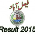 Bise FSD 9th Class Result 2015