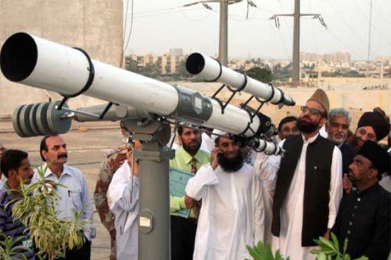 zil-haj moon sighting in pakistan