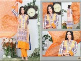 Luxury Lawn Collection-2015 - Asim Jofa