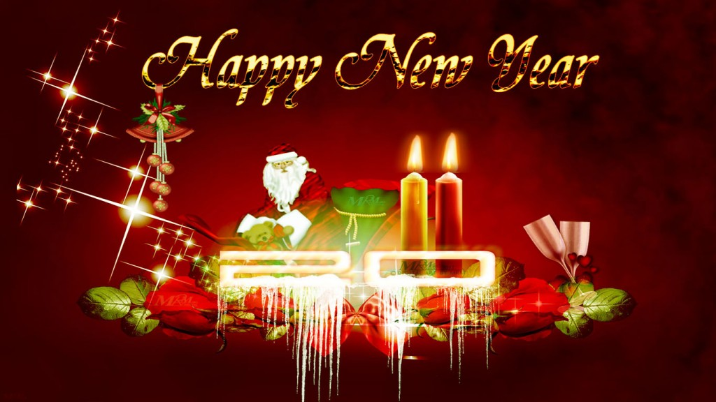New Year Wallpapers, Happy New Year Images 2016