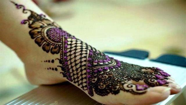 Bridal Mehndi Designs 2016 Especially For Girls