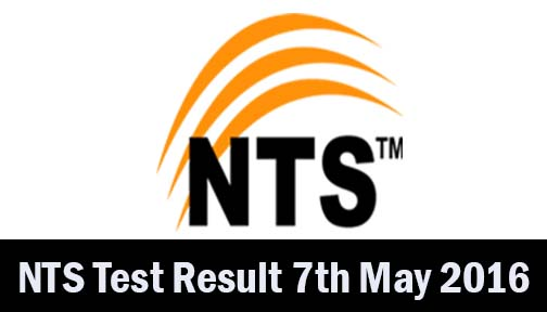 University of Azad Jammu & Kashmir, Muzaffarabad  Jobs NTS test result