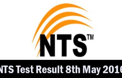 NTS Test result 8th may SNGPL