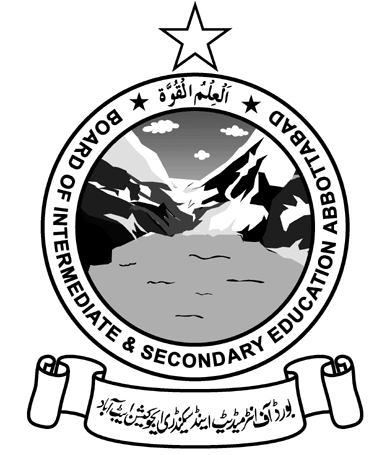 Abbottabad board matric sSC result 2016