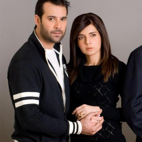 Mahnoor Baloch with her husband