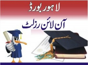 Lahore board 1st year result 2016