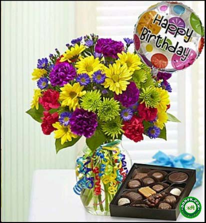 Happy Birthday Flowers Images Pictures Greetings