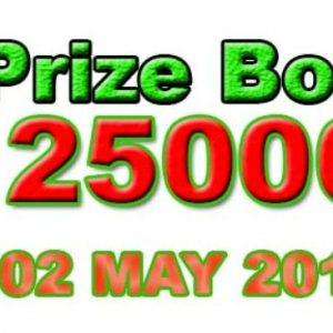 Prize Bond 25000 Multan Draw 02 May Tuesday 2017