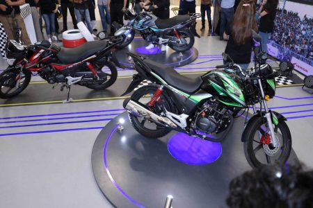 Atlas Honda Launched New 150 CC Motorcycle in Pakistan for Rs.160,000