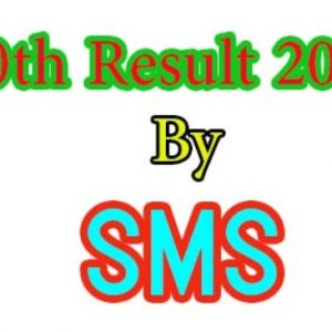 Punjab Boards 10TH Class Result 2017 by SMS Code