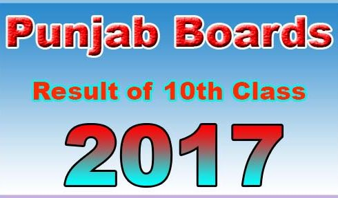 Result of 10th class 2017 of all bises