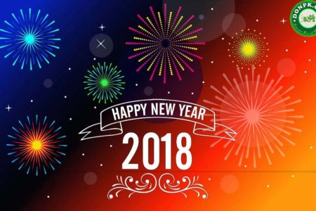 2018 happy new year wallpapers Pictures HD
