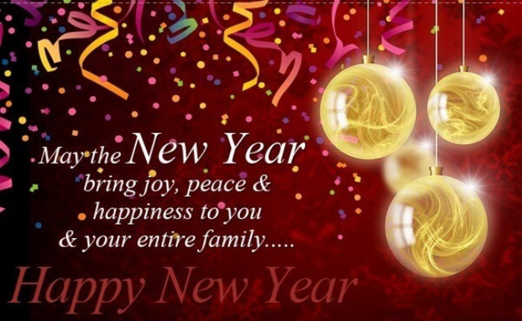happy new year quotes messages