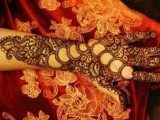 Best Mehndi Design for bridal